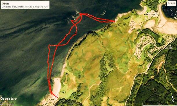 OBAN MACK 11 MAP (1 of 1)
